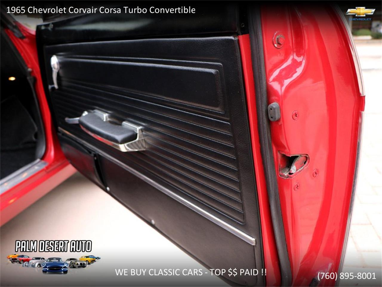Large Picture of Classic '65 Chevrolet Corvair - $17,750.00 - PFFC
