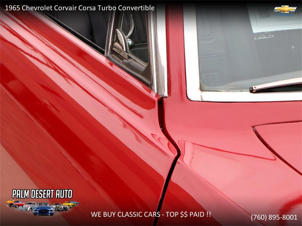 Large Picture of 1965 Corvair - $17,750.00 - PFFC