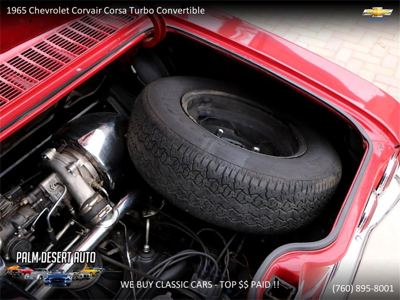 Large Picture of '65 Corvair located in Palm Desert  California - $17,750.00 - PFFC