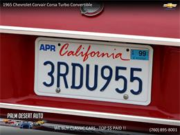 Picture of Classic 1965 Chevrolet Corvair located in California - PFFC