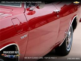 Picture of Classic '65 Corvair - $17,750.00 Offered by Palm Desert Auto - PFFC