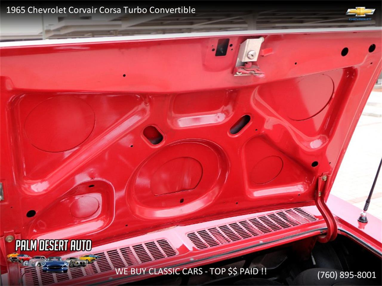 Large Picture of Classic 1965 Corvair - PFFC