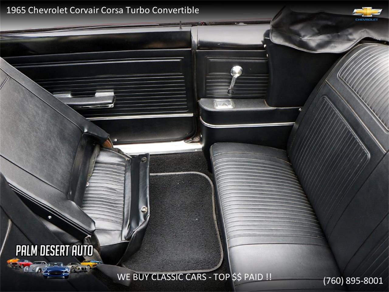 Large Picture of Classic '65 Corvair located in California - $17,750.00 - PFFC