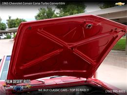 Picture of Classic '65 Chevrolet Corvair located in California - $17,750.00 Offered by Palm Desert Auto - PFFC