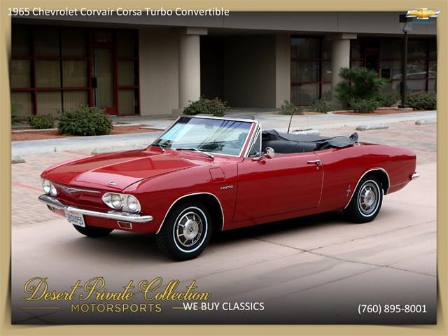 Picture of '65 Corvair - PFFC