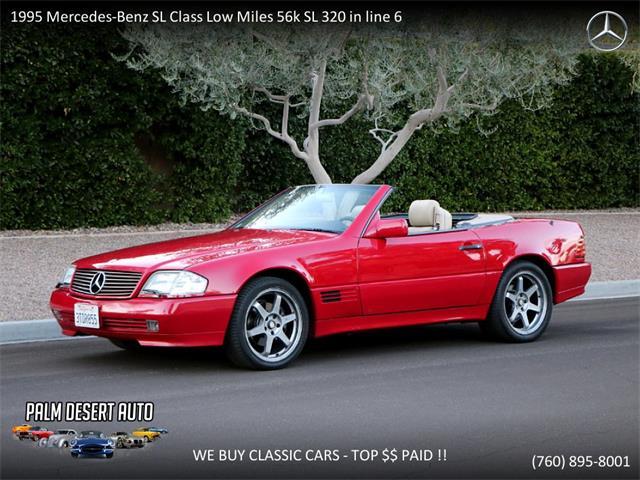 Picture of '95 Mercedes-Benz SL-Class located in California - PFFF