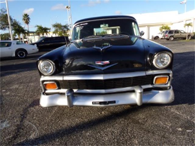 Picture of 1956 Chevrolet Sedan Delivery located in Miami Florida - $22,500.00 Offered by  - PFFL