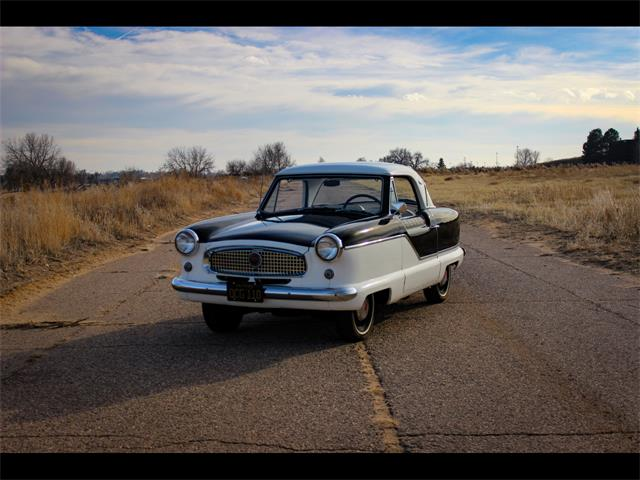 Picture of '62 Nash Metropolitan located in Colorado - $8,490.00 - PFGN