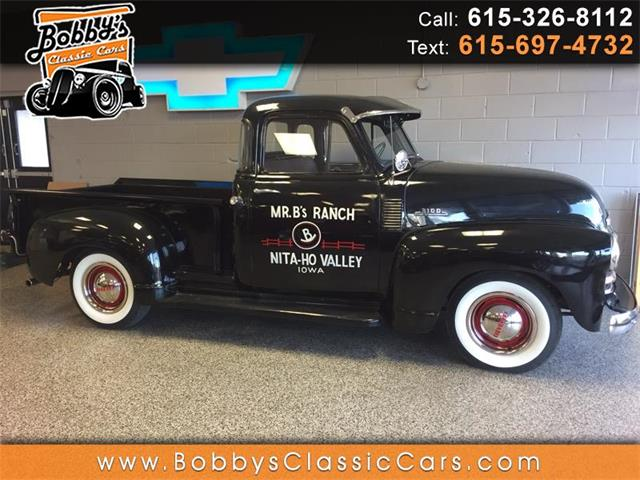 Picture of Classic '53 Chevrolet 3100 Offered by  - PFGY