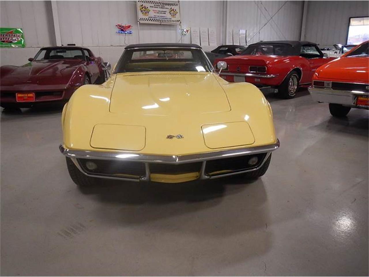 Large Picture of '68 Corvette - PFH2