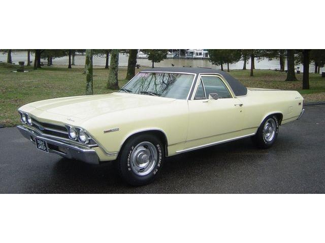 Picture of 1969 Chevrolet El Camino located in Hendersonville Tennessee Offered by  - PFH7