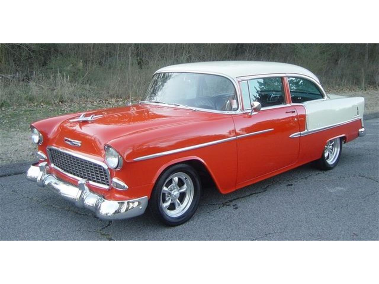 For Sale 1955 Chevrolet Bel Air In Hendersonville Tennessee