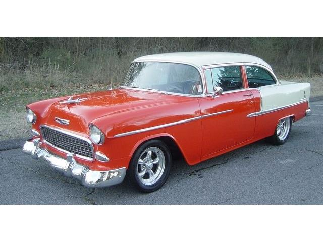 Picture of Classic 1955 Bel Air located in Tennessee Offered by  - PFHB
