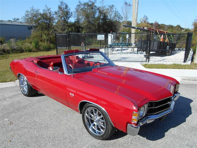 Picture of Classic 1971 Chevrolet Chevelle located in Florida Offered by  - PFHH