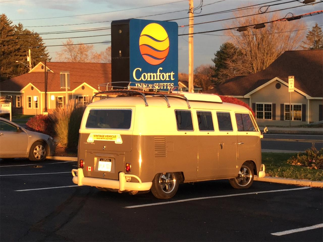 Large Picture of '67 Camper - PFHI