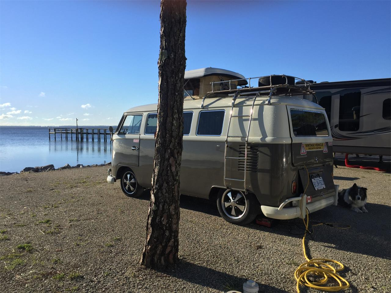 Large Picture of 1967 Volkswagen Camper - $50,000.00 Offered by a Private Seller - PFHI