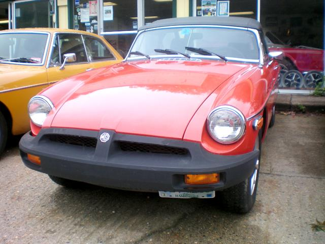 Picture of '76 MGB - PFHP