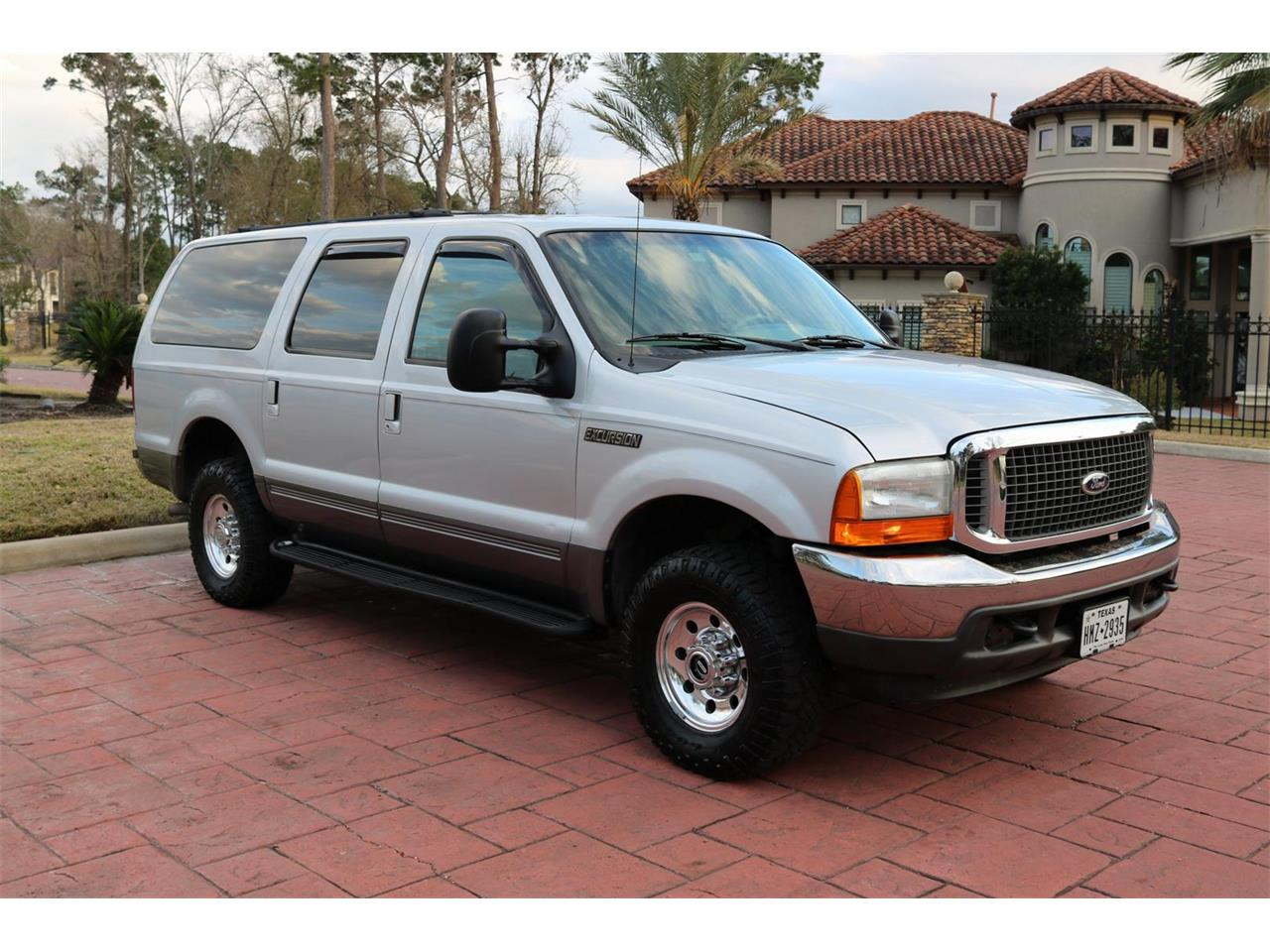 For Sale 2001 Ford Excursion In Conroe Texas