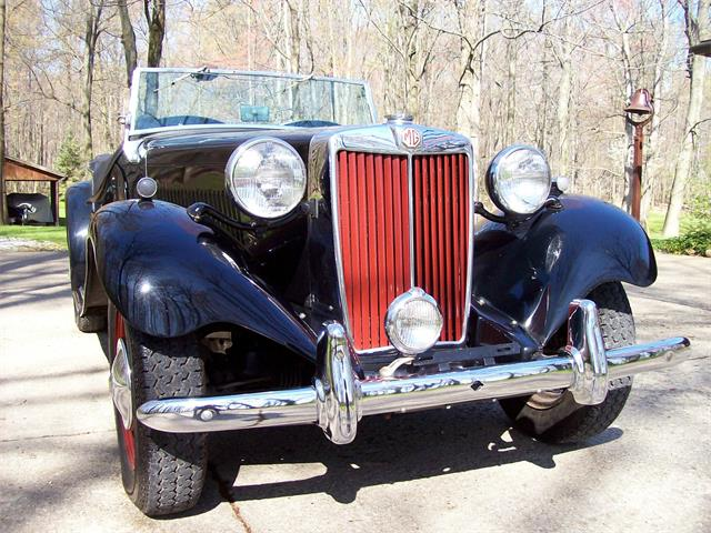 Picture of '52 MG MK II TD Offered by  - PFHU