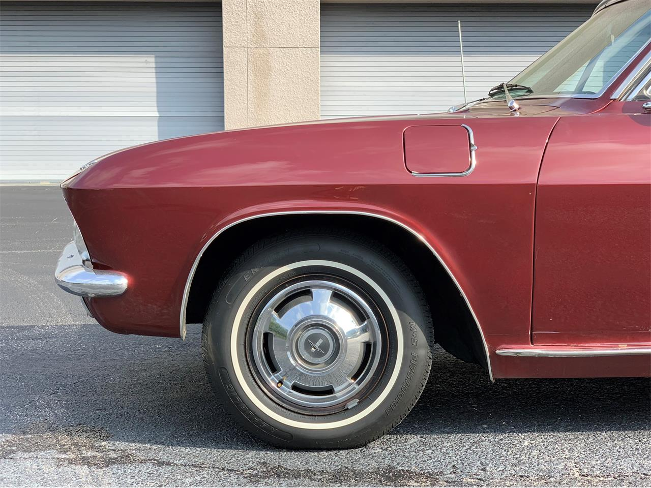 Large Picture of Classic 1965 Corvair located in Florida Offered by European Autobody, Inc. - PFHX