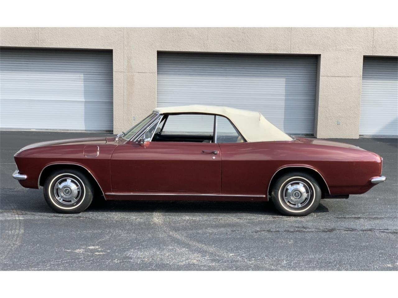 Large Picture of Classic 1965 Chevrolet Corvair Offered by European Autobody, Inc. - PFHX