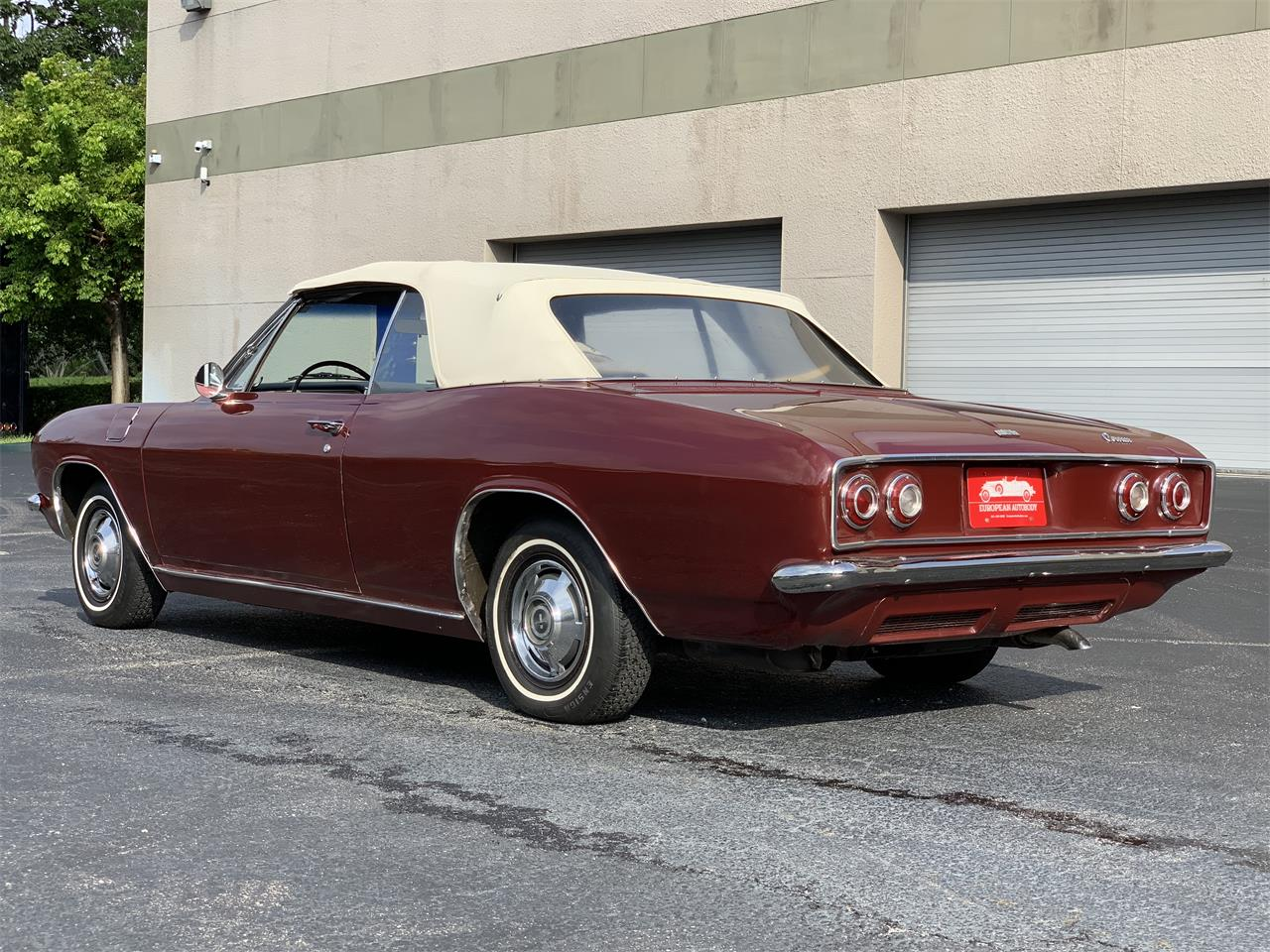 Large Picture of Classic '65 Chevrolet Corvair located in Boca Raton Florida Offered by European Autobody, Inc. - PFHX