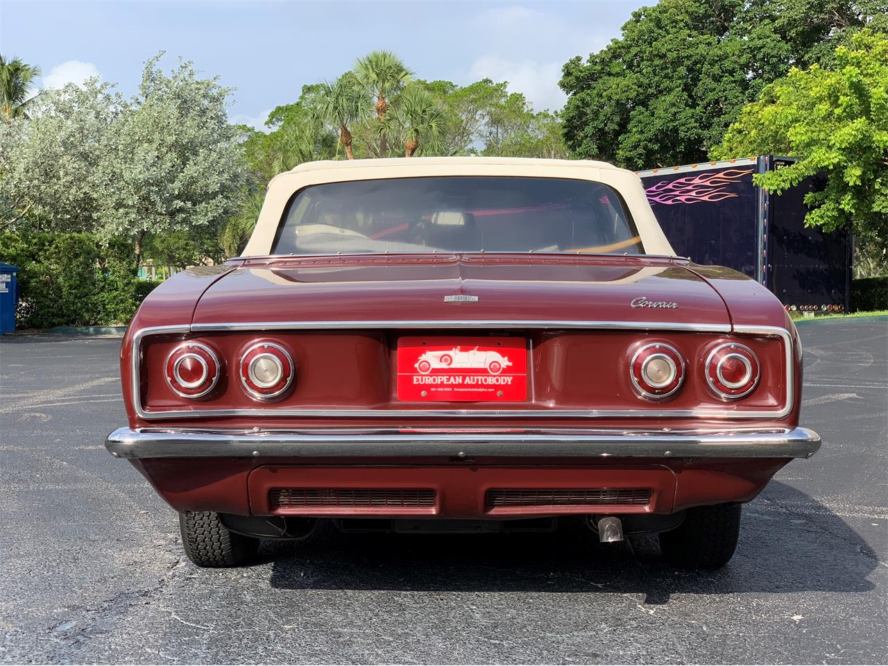 Large Picture of Classic 1965 Corvair Offered by European Autobody, Inc. - PFHX