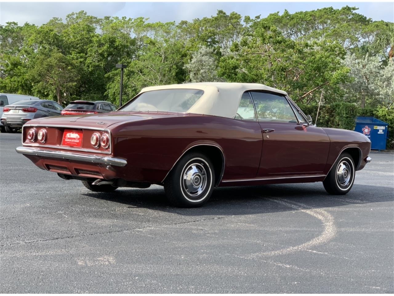 Large Picture of 1965 Corvair - $16,900.00 Offered by European Autobody, Inc. - PFHX