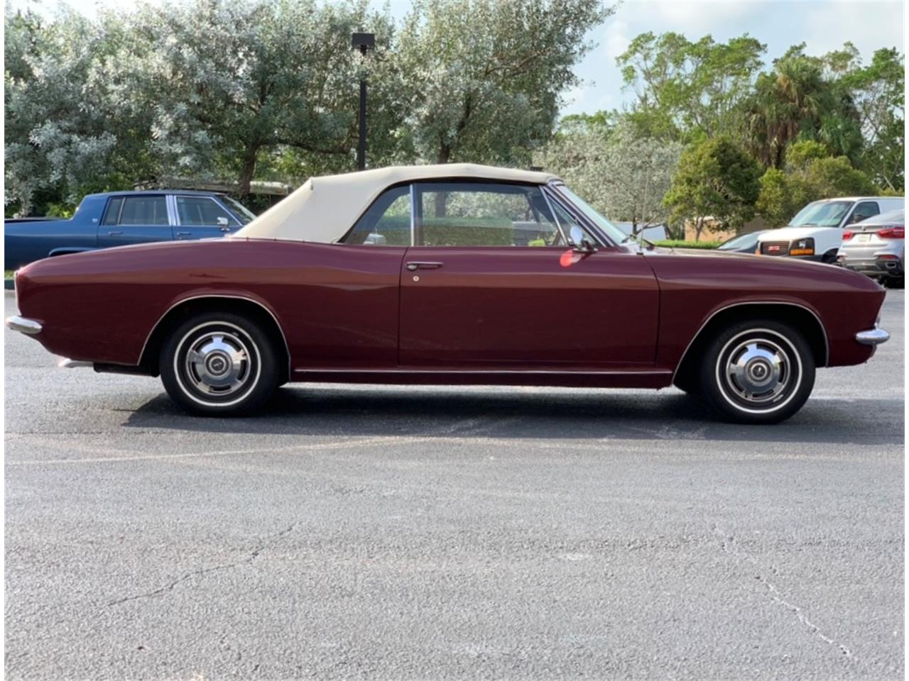 Large Picture of Classic '65 Chevrolet Corvair Offered by European Autobody, Inc. - PFHX