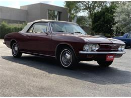 Picture of '65 Chevrolet Corvair located in Boca Raton Florida - $16,900.00 Offered by European Autobody, Inc. - PFHX