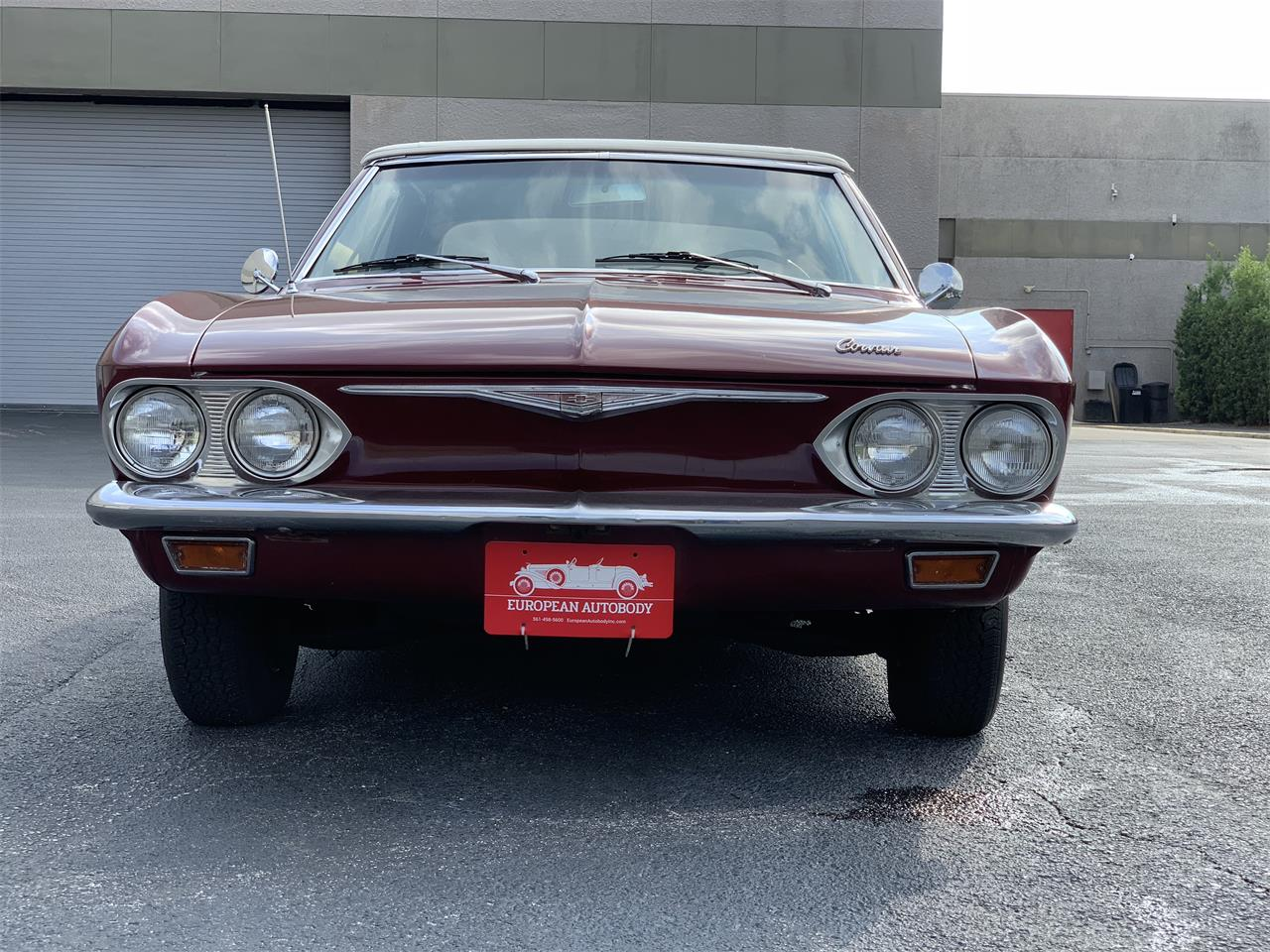 Large Picture of Classic '65 Chevrolet Corvair - $16,900.00 Offered by European Autobody, Inc. - PFHX