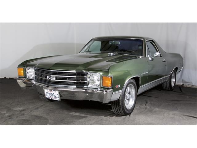 Picture of Classic '72 Chevrolet El Camino SS located in Monterey California Offered by  - PFIA
