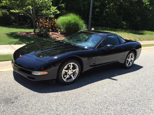 Picture of '02 Corvette - PFIC
