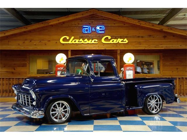 Picture of Classic 1955 Chevrolet Pickup located in Texas - $47,900.00 Offered by  - PFIG
