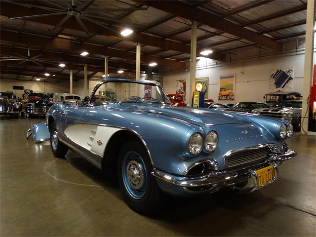 1961 Chevrolet Corvette For Sale On Classiccars