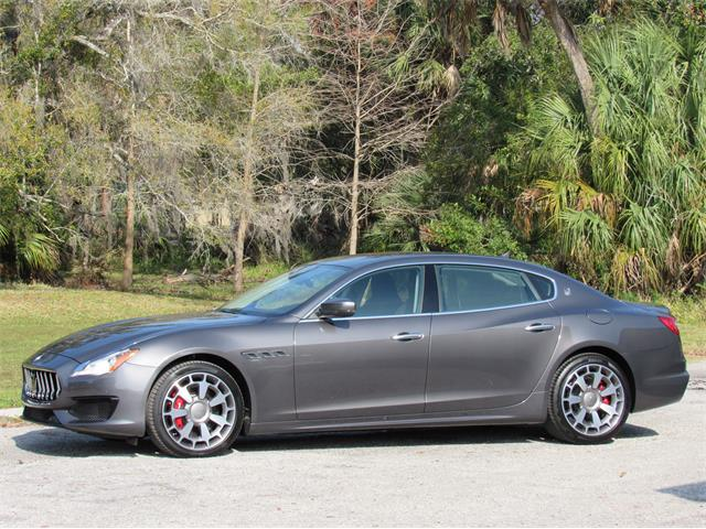 Picture of '17 Quattroporte located in Sarasota Florida - $79,900.00 Offered by  - PFII