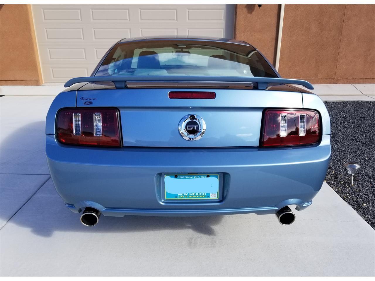 Large Picture of '06 Mustang GT - PFIS
