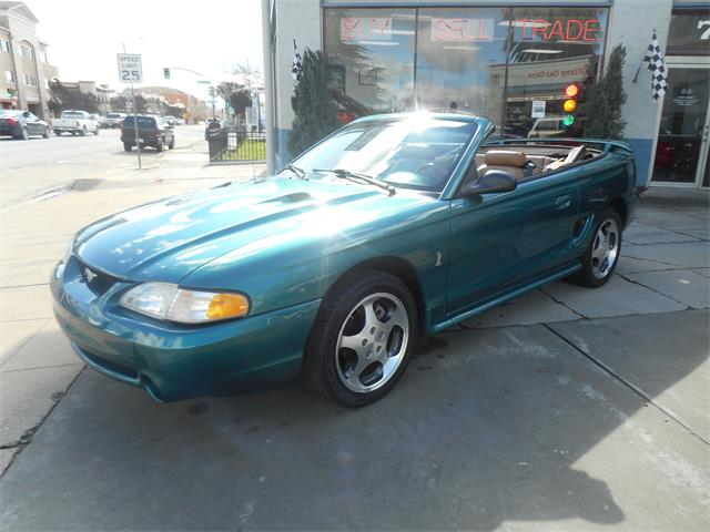 Picture of '97 Ford Mustang Cobra Offered by  - PFIW