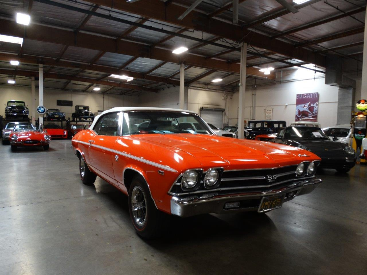 Large Picture of '69 Chevelle SS - PFIX