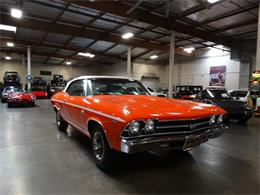 Picture of '69 Chevrolet Chevelle SS Offered by Crevier Classic Cars - PFIX