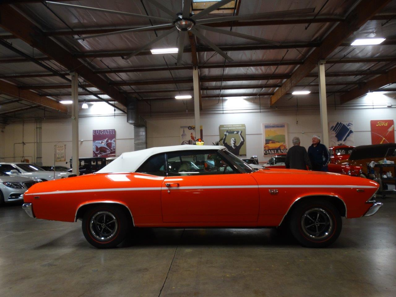 Large Picture of '69 Chevrolet Chevelle SS located in California - $129,500.00 - PFIX