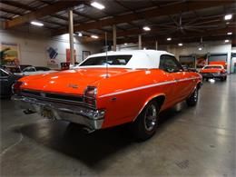 Picture of Classic 1969 Chevrolet Chevelle SS - $129,500.00 Offered by Crevier Classic Cars - PFIX