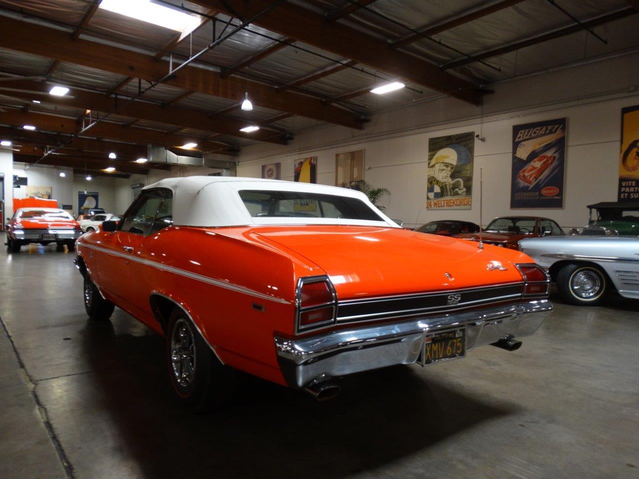 Large Picture of Classic '69 Chevrolet Chevelle SS located in costa mesa California - PFIX