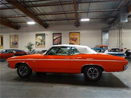 Picture of Classic 1969 Chevelle SS located in costa mesa California Offered by Crevier Classic Cars - PFIX