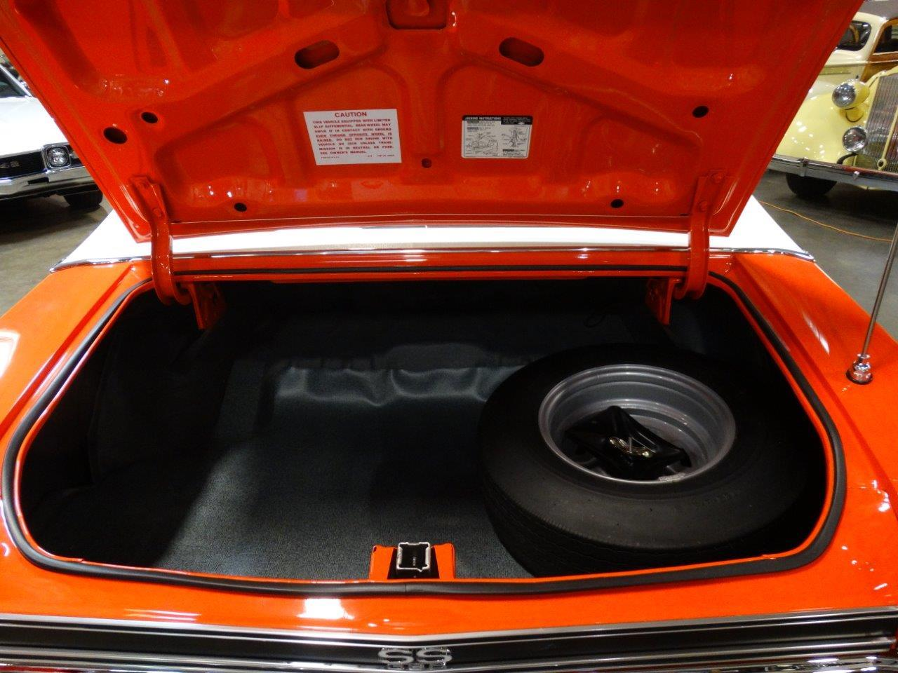 Large Picture of 1969 Chevelle SS - PFIX