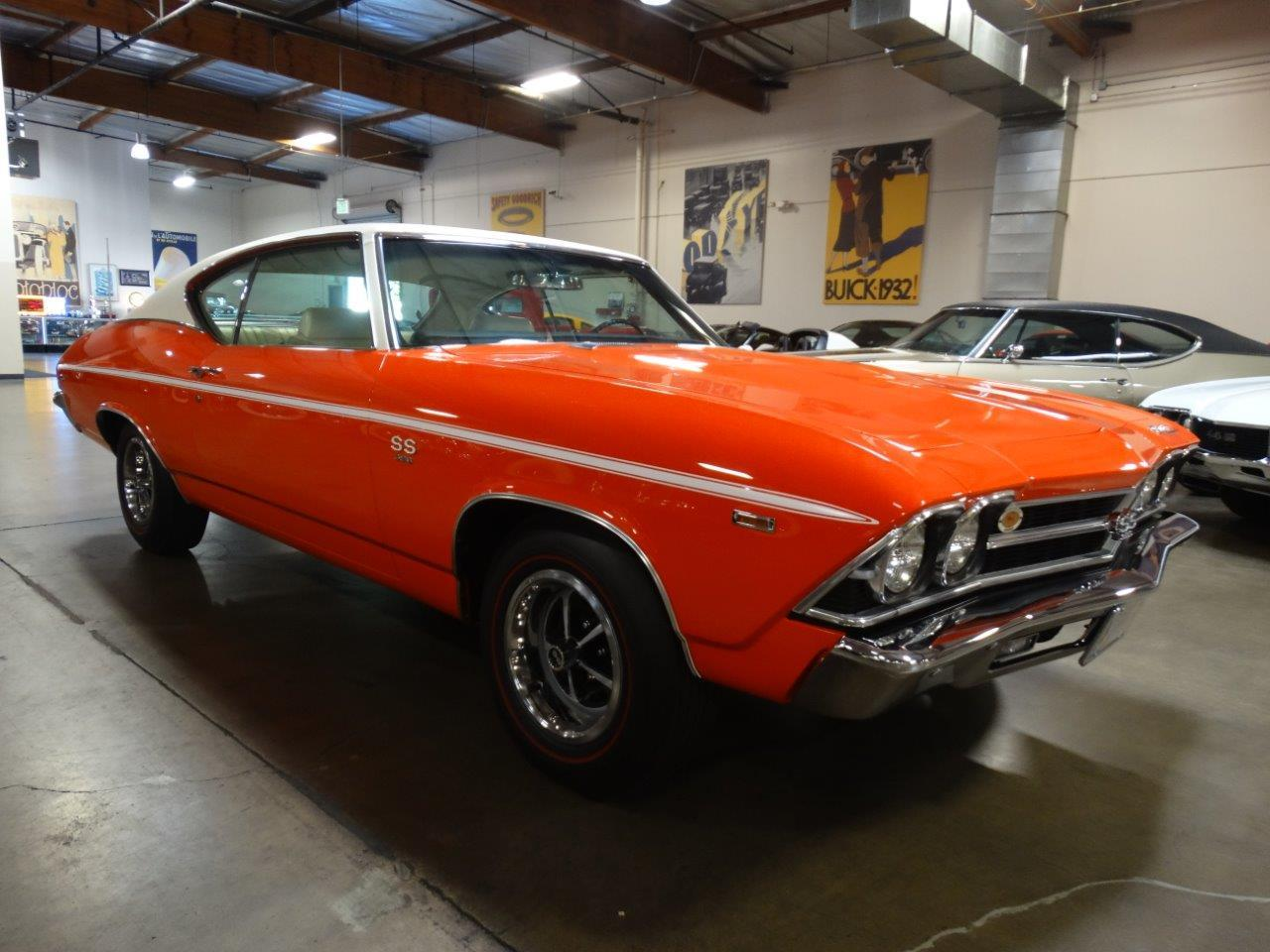 Large Picture of Classic 1969 Chevrolet Chevelle SS - PFIY