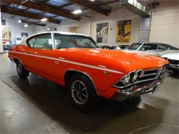 Picture of 1969 Chevrolet Chevelle SS Offered by Crevier Classic Cars - PFIY