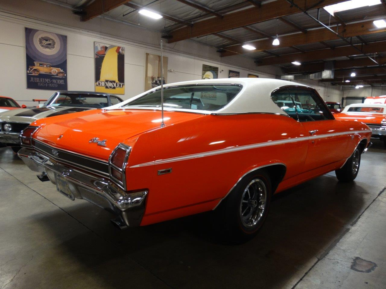 Large Picture of '69 Chevelle SS located in costa mesa California - PFIY