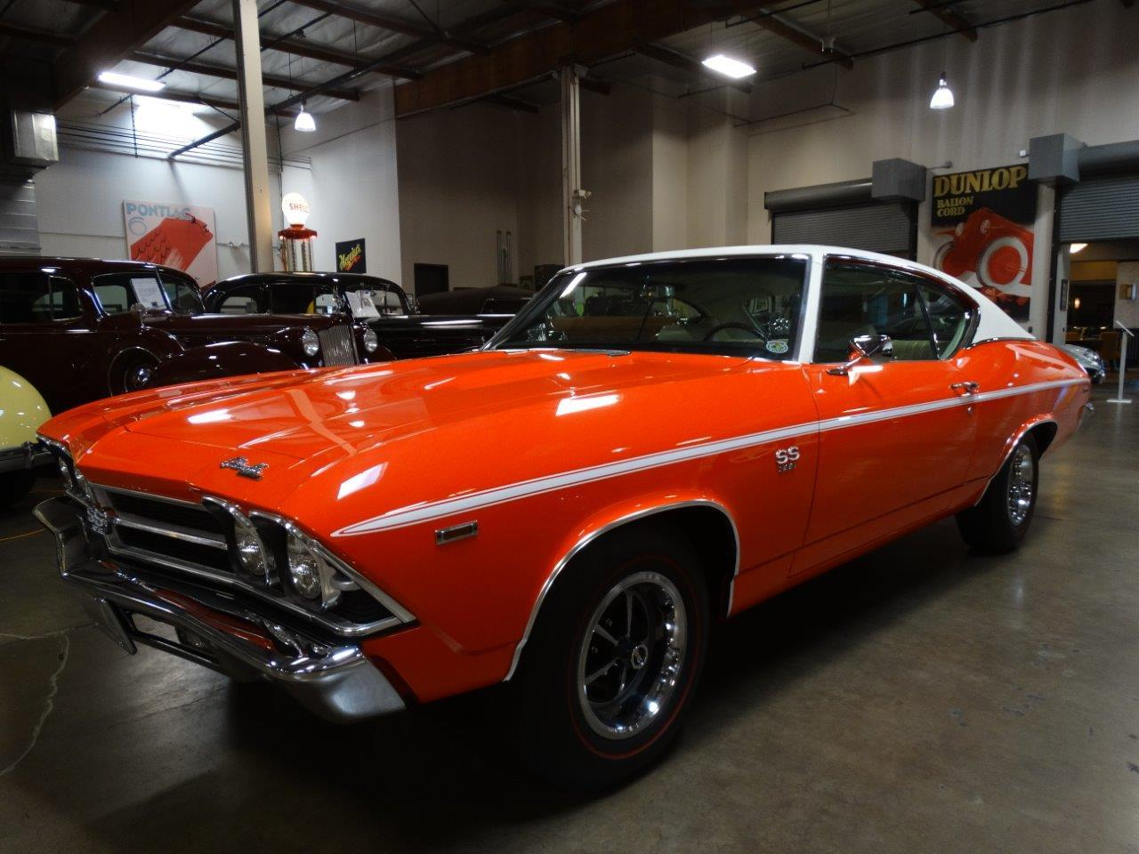 Large Picture of Classic '69 Chevelle SS Offered by Crevier Classic Cars - PFIY