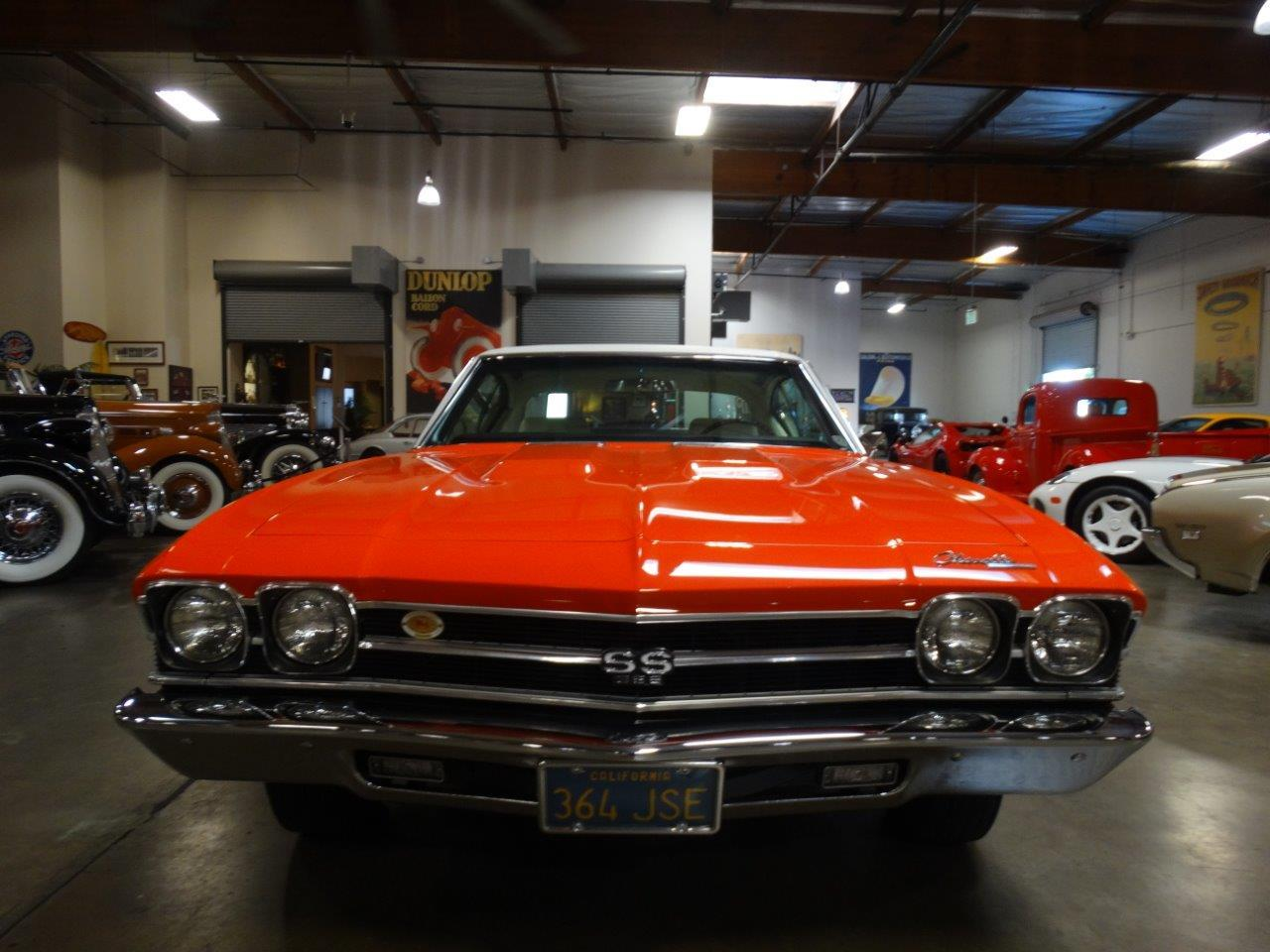 Large Picture of '69 Chevrolet Chevelle SS - $79,900.00 Offered by Crevier Classic Cars - PFIY